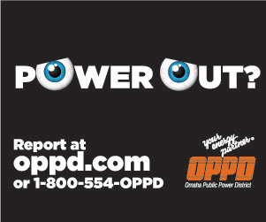 Keep informed with OPPD's Outage Map   OPPD