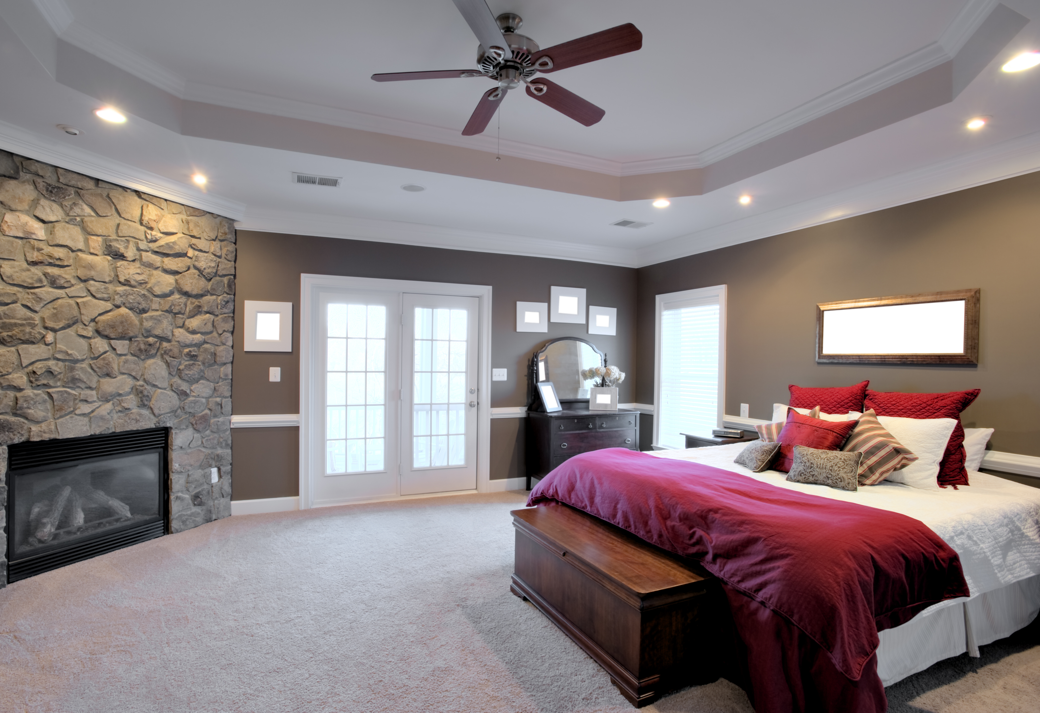Proper ceiling fan rotation for cold weather OPPD