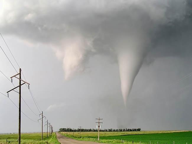 tornado myths