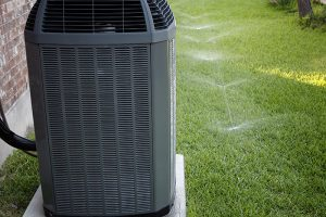 photo of an air conditioner