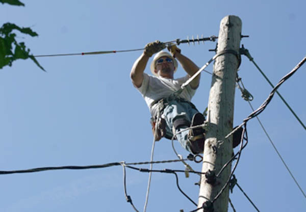 OUTAGE POST